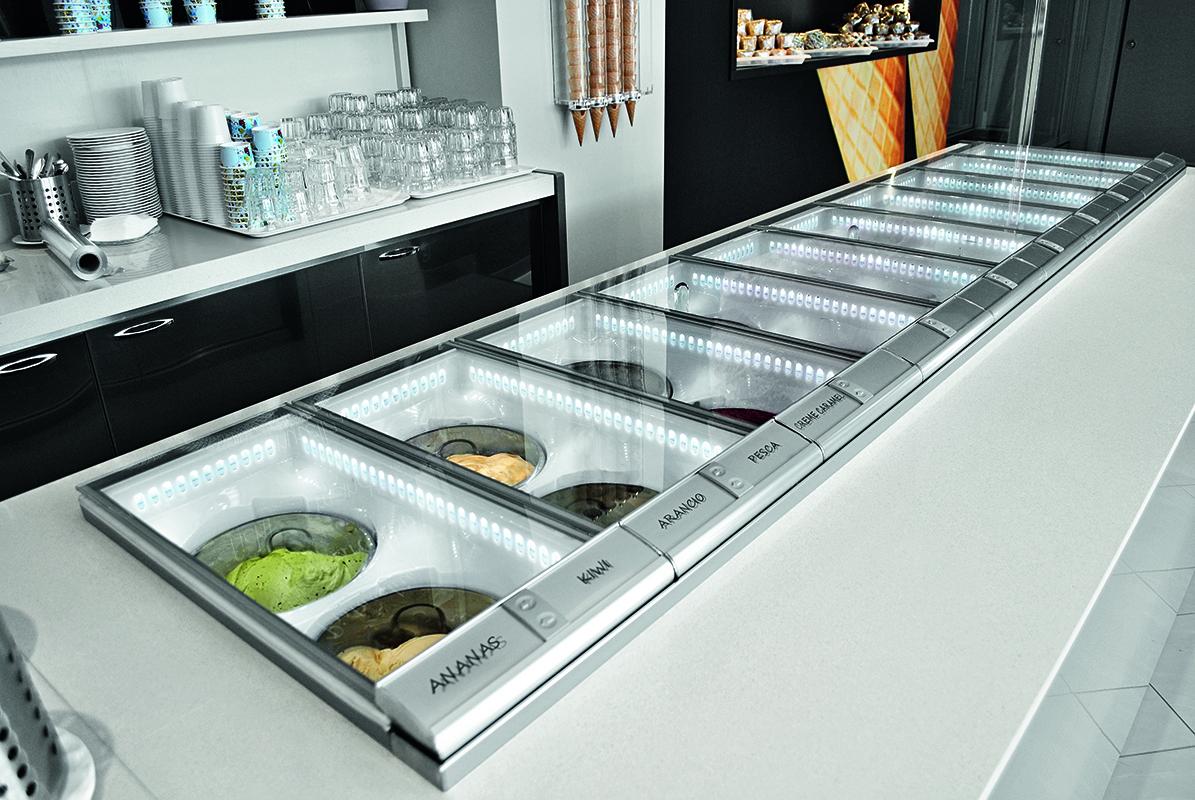 Banchi frigoriferi a roma nuovi e da rigenerare for Frigo arredo