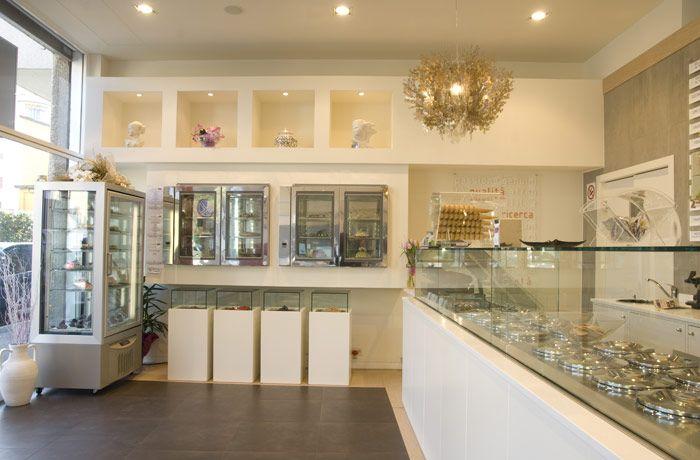 Arredamento gelaterie a roma for Arredamento shop